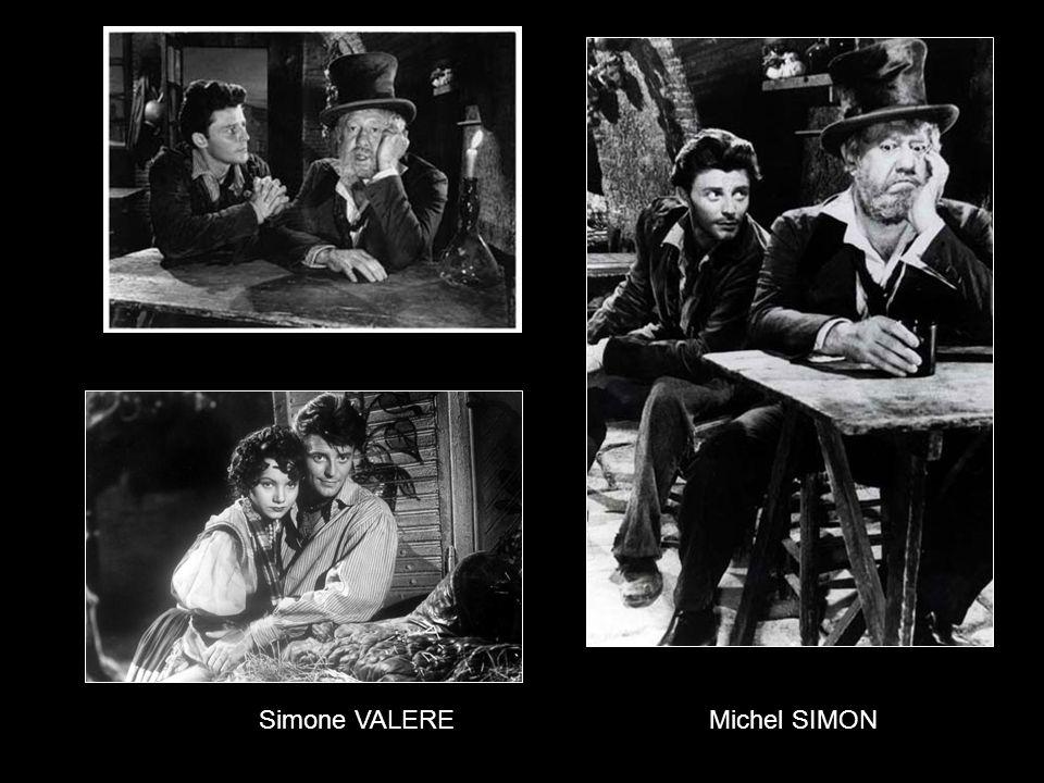 Simone VALERE Michel SIMON