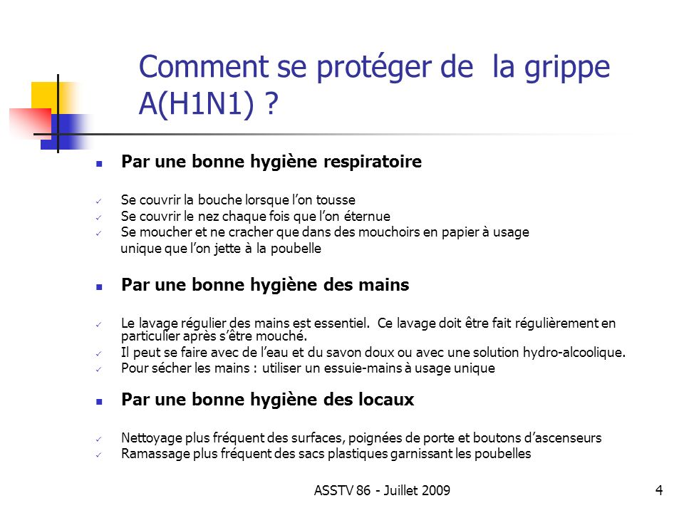 informations sur la grippe a h1n1 ppt video online t l charger. Black Bedroom Furniture Sets. Home Design Ideas