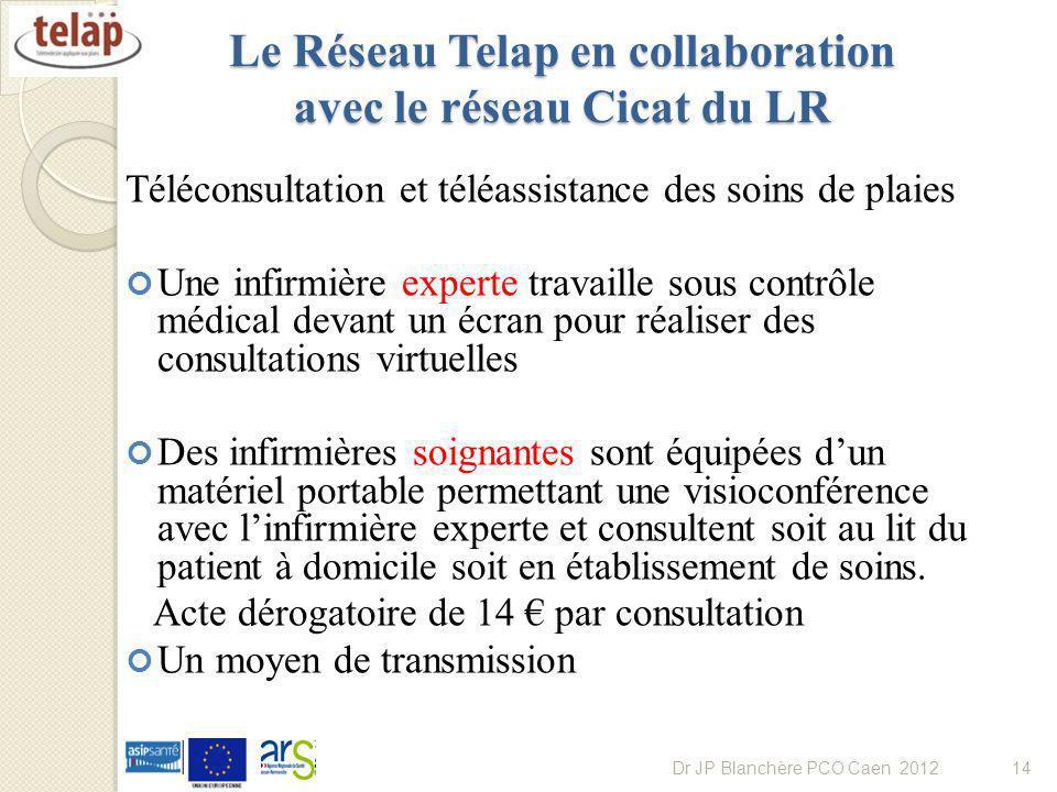 Le Réseau Telap en collaboration avec le réseau Cicat du LR
