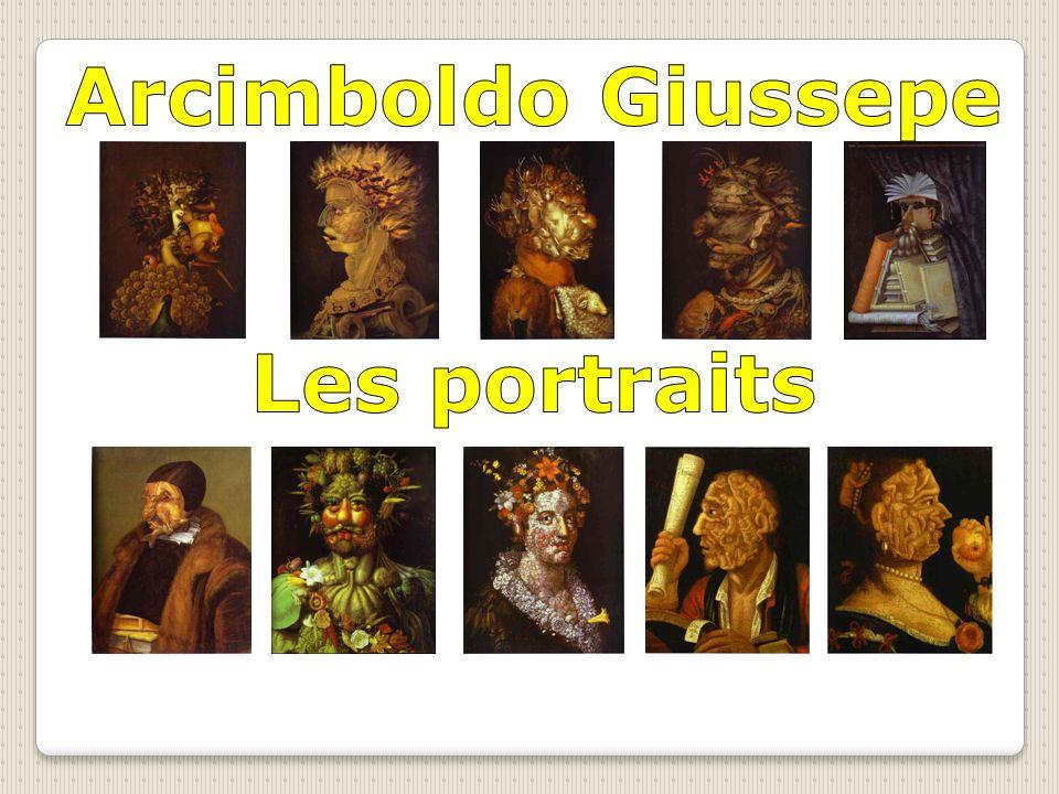 Arcimboldo Giussepe Les portraits