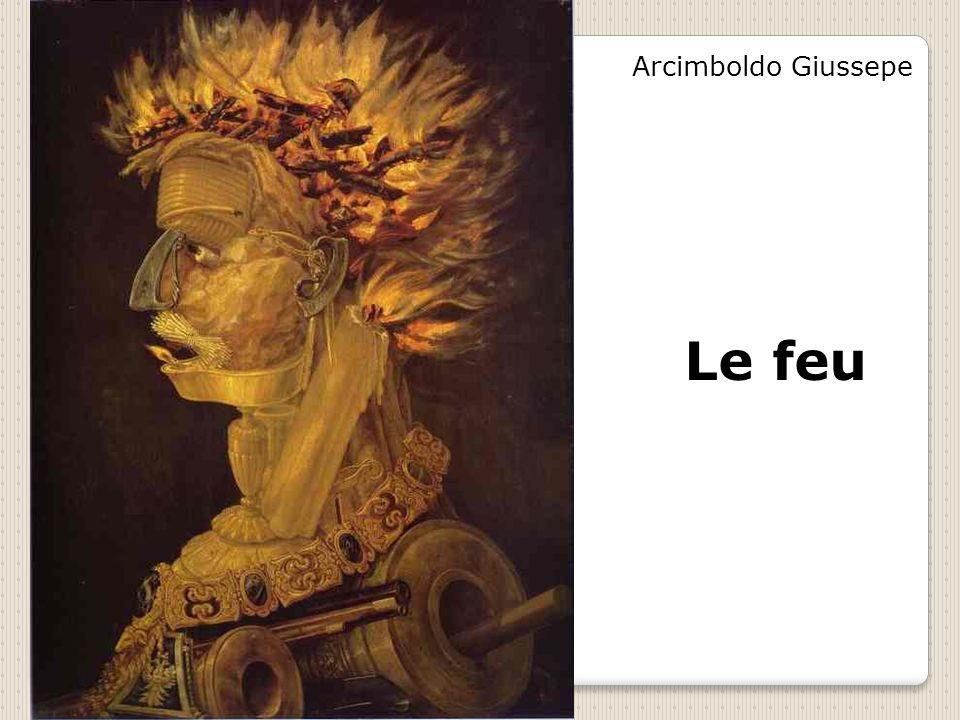 Arcimboldo Giussepe Le feu