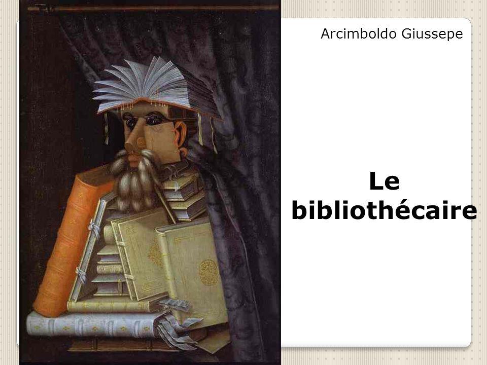 Arcimboldo Giussepe Le bibliothécaire