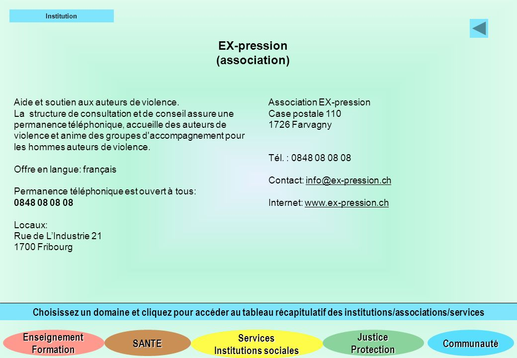 EX-pression (association)