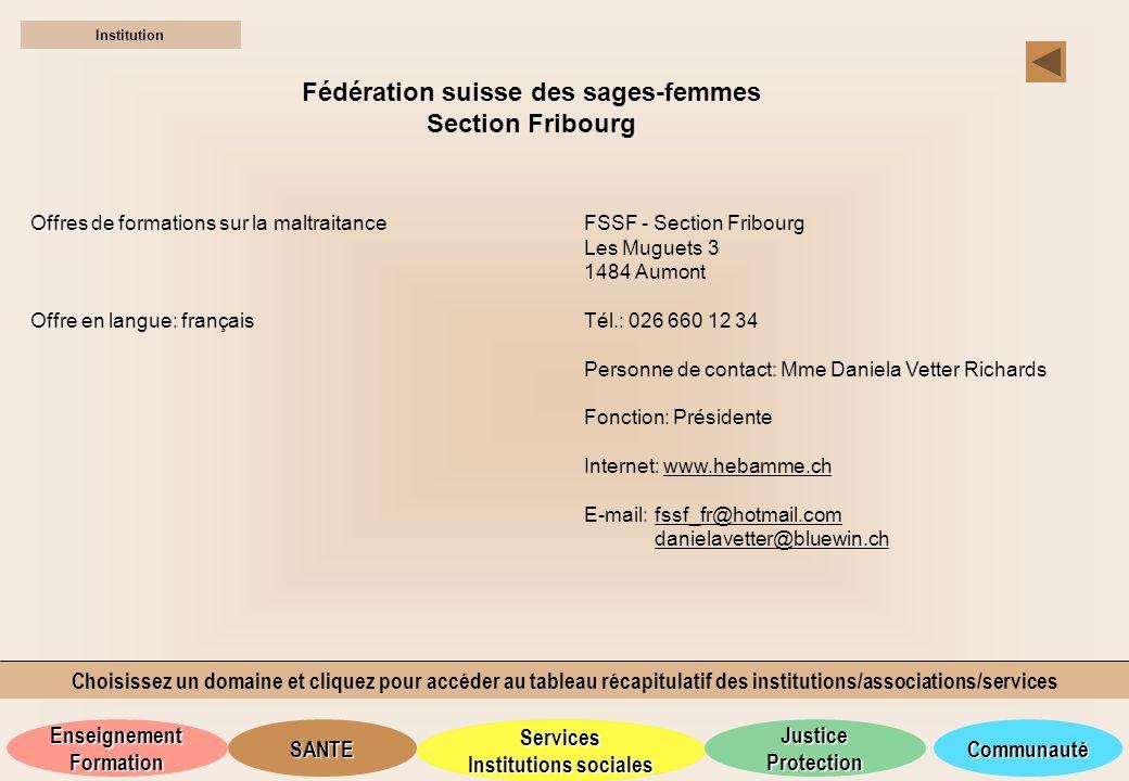 Fédération suisse des sages-femmes