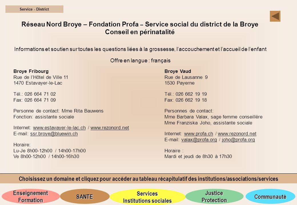 Offre en langue : français