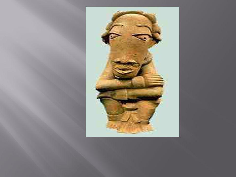 Autre figurine datant de la civilisation du nok