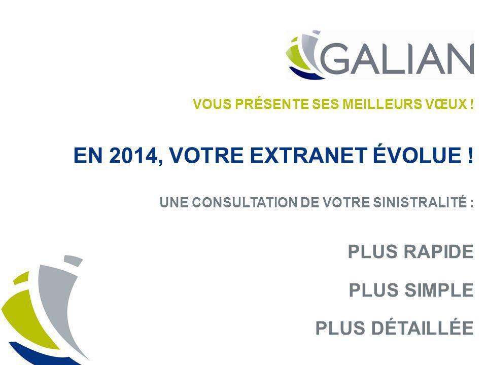 En 2014, votre Extranet évolue !