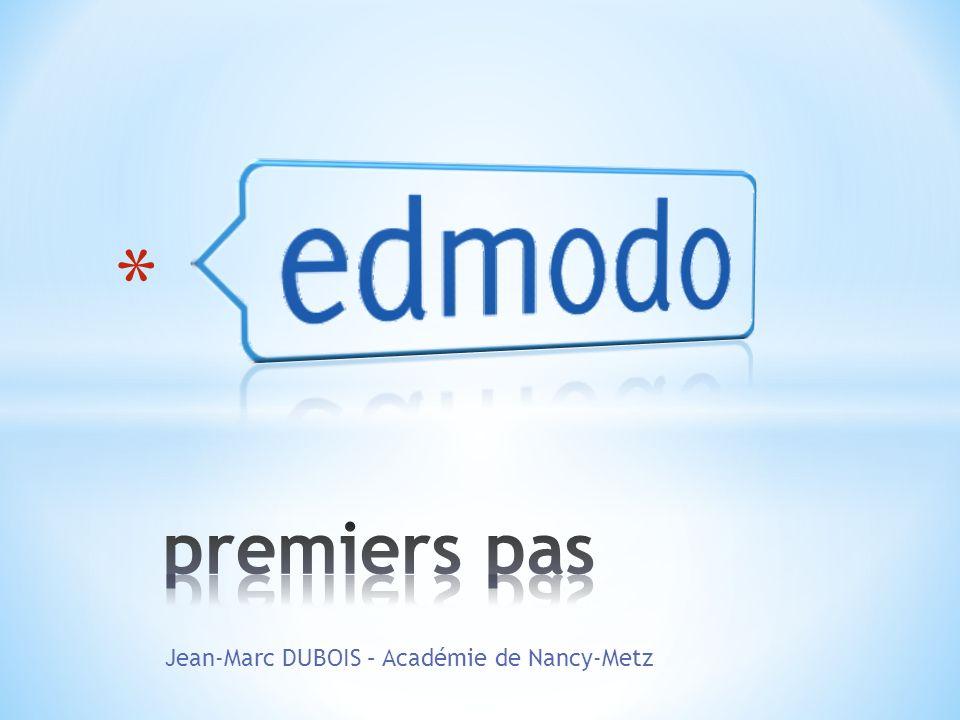 premiers pas Jean-Marc DUBOIS – Académie de Nancy-Metz