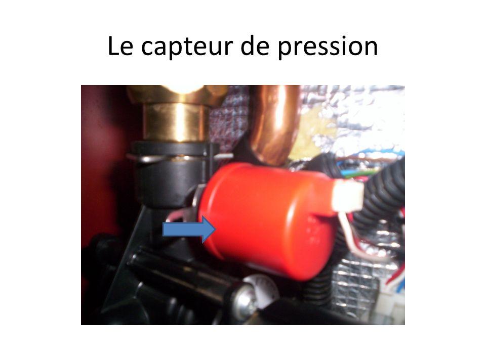 Capteur de pression frisquet