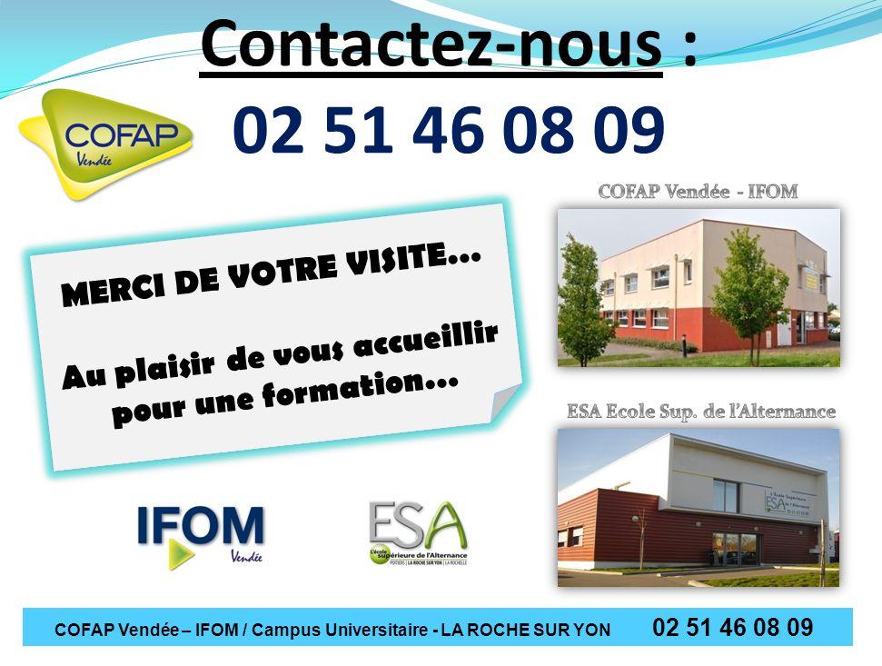 Au plaisir de vous accueillir ESA Ecole Sup. de l'Alternance