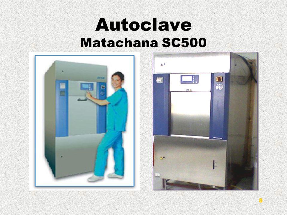 Autoclave Matachana SC500