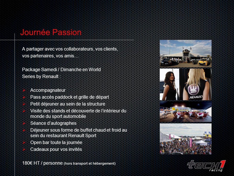 Journée Passion A partager avec vos collaborateurs, vos clients,