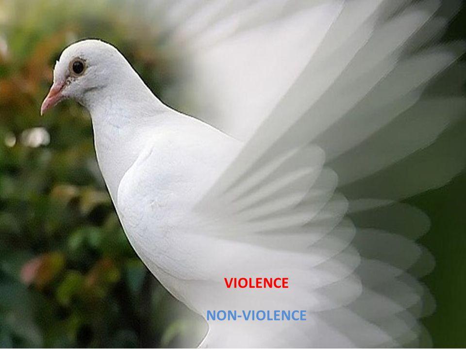 VIOLENCE NON-VIOLENCE