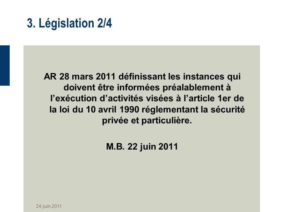 3. Législation 2/4