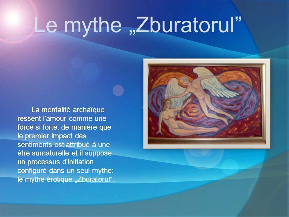 """Le mythe """"Zburatorul"""