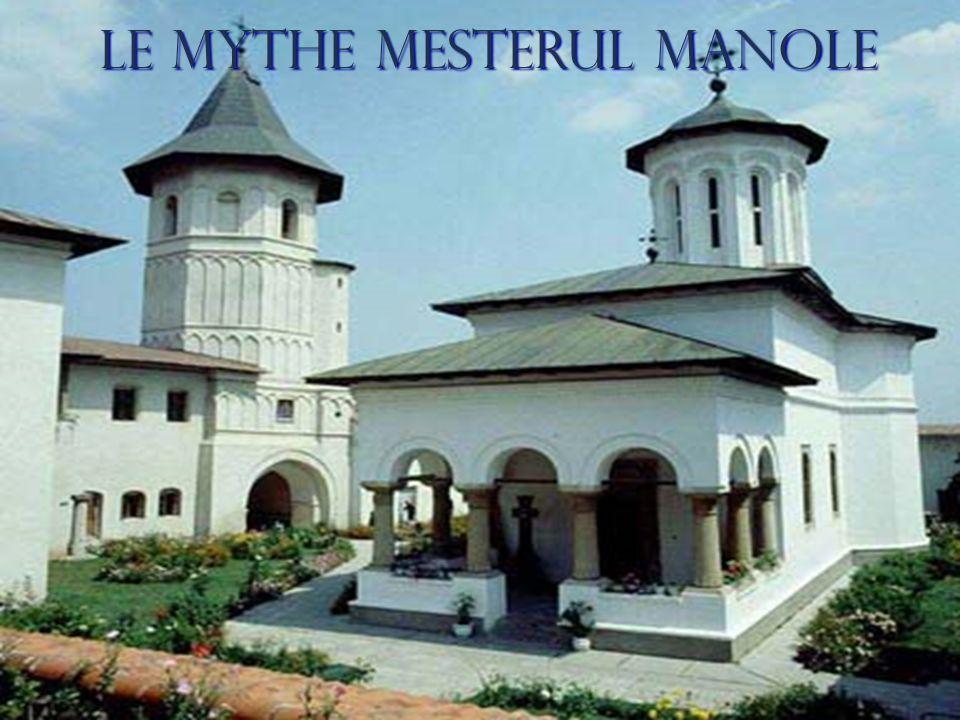 Le mythe Mesterul Manole