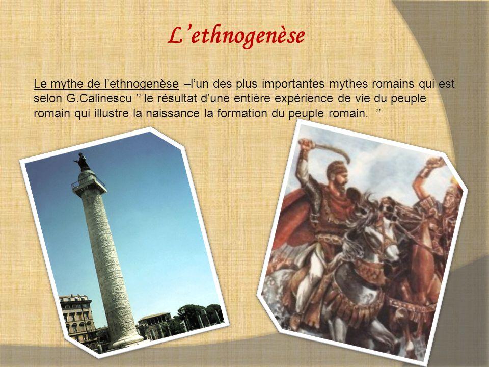 L'ethnogenèse