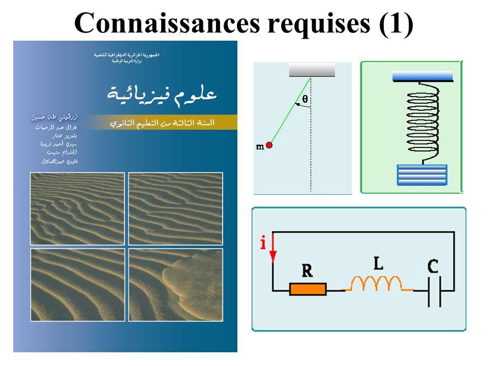 Connaissances requises (1)