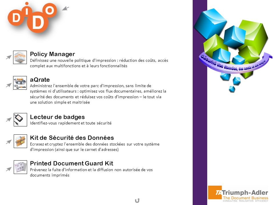 Kit de Sécurité des Données