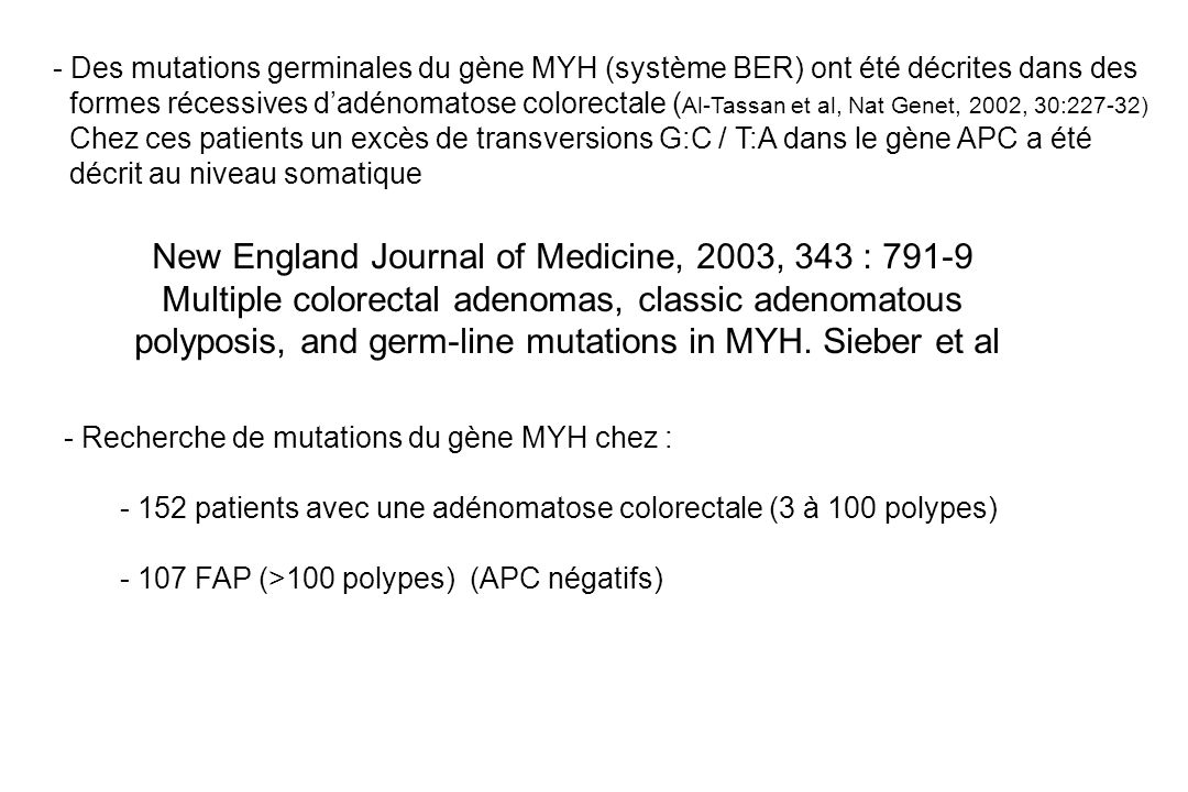 New England Journal of Medicine, 2003, 343 : 791-9