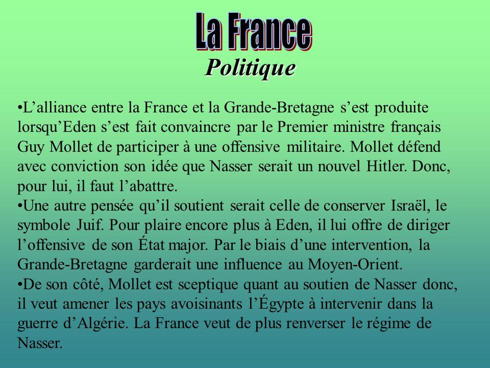 La France Politique.