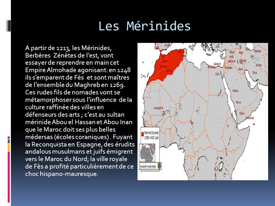 Les Mérinides