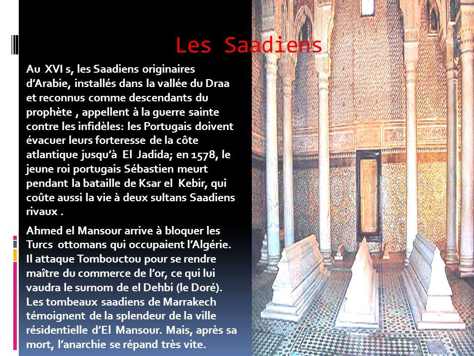 Les Saadiens