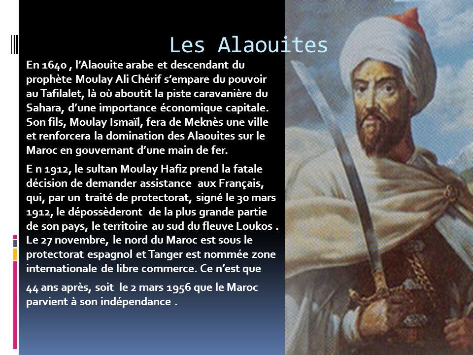 Les Alaouites