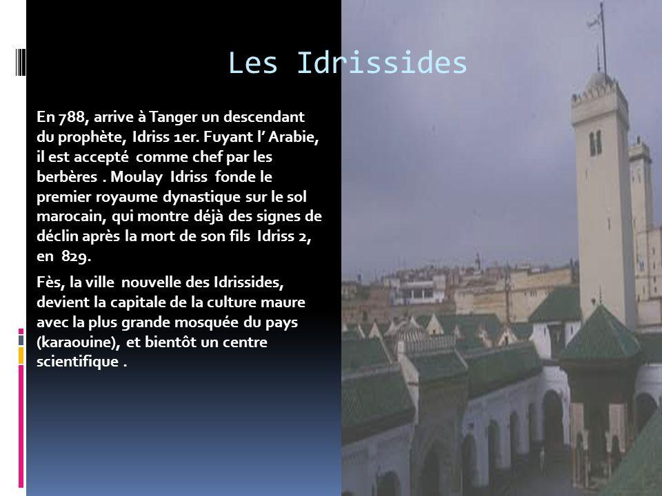 Les Idrissides