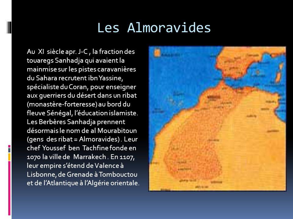Les Almoravides