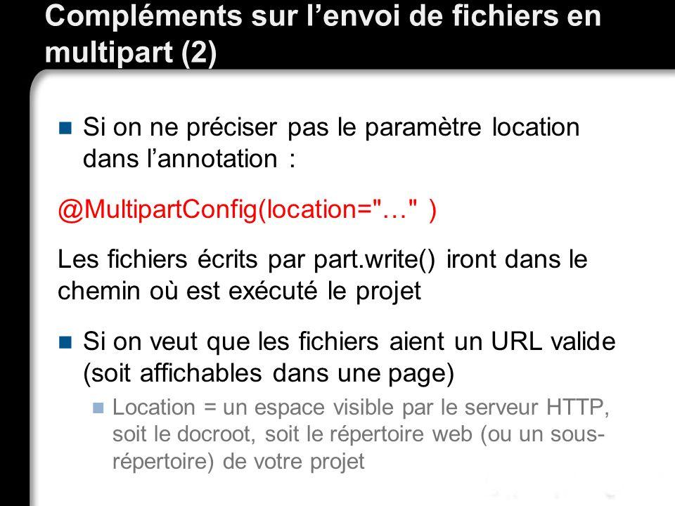 Compléments sur l'envoi de fichiers en multipart (2)