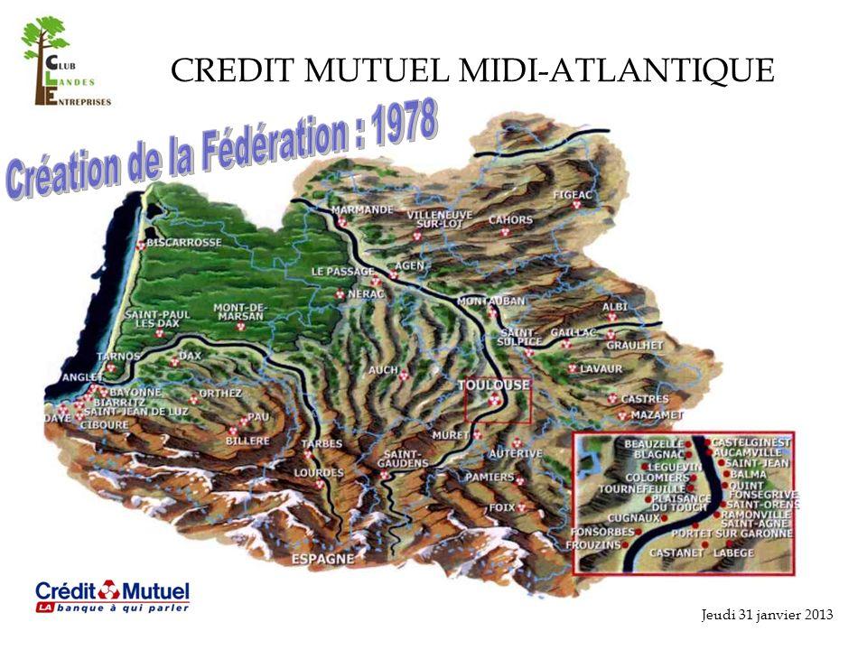 Création de la Fédération : 1978