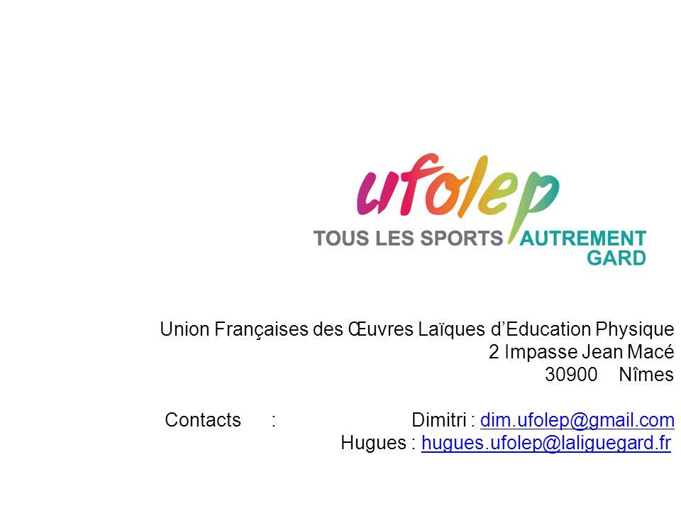 Union Françaises des Œuvres Laïques d'Education Physique