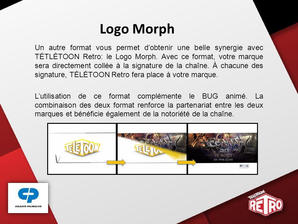 Logo Morph