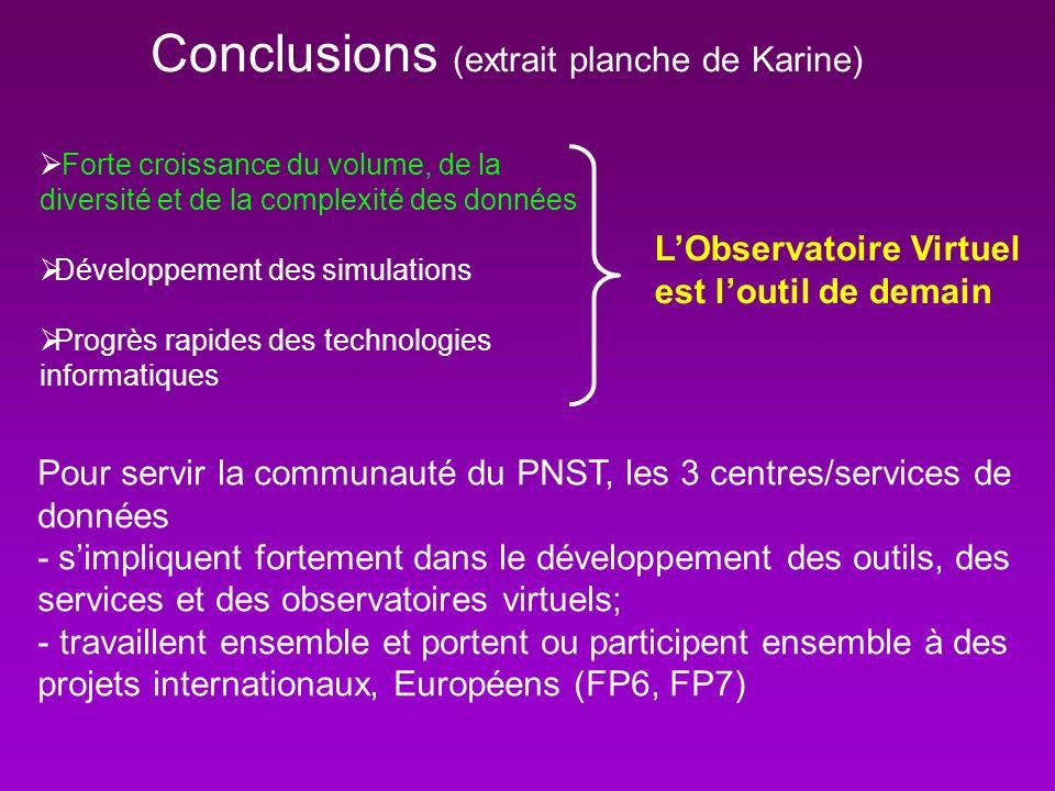 Conclusions (extrait planche de Karine)