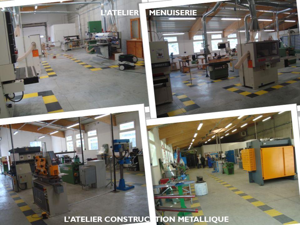 L'ATELIER CONSTRUC TION METALLIQUE