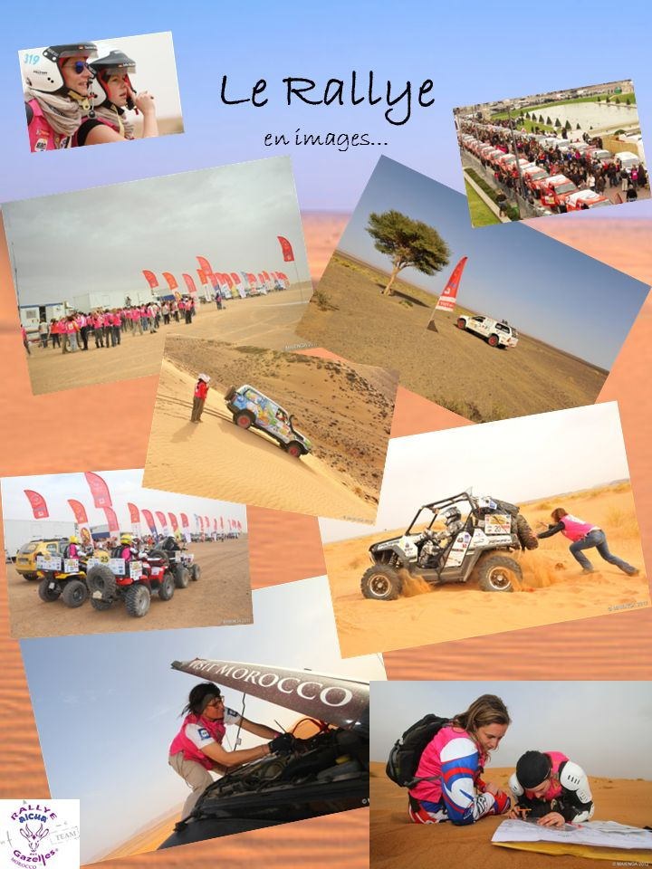 Le Rallye en images…