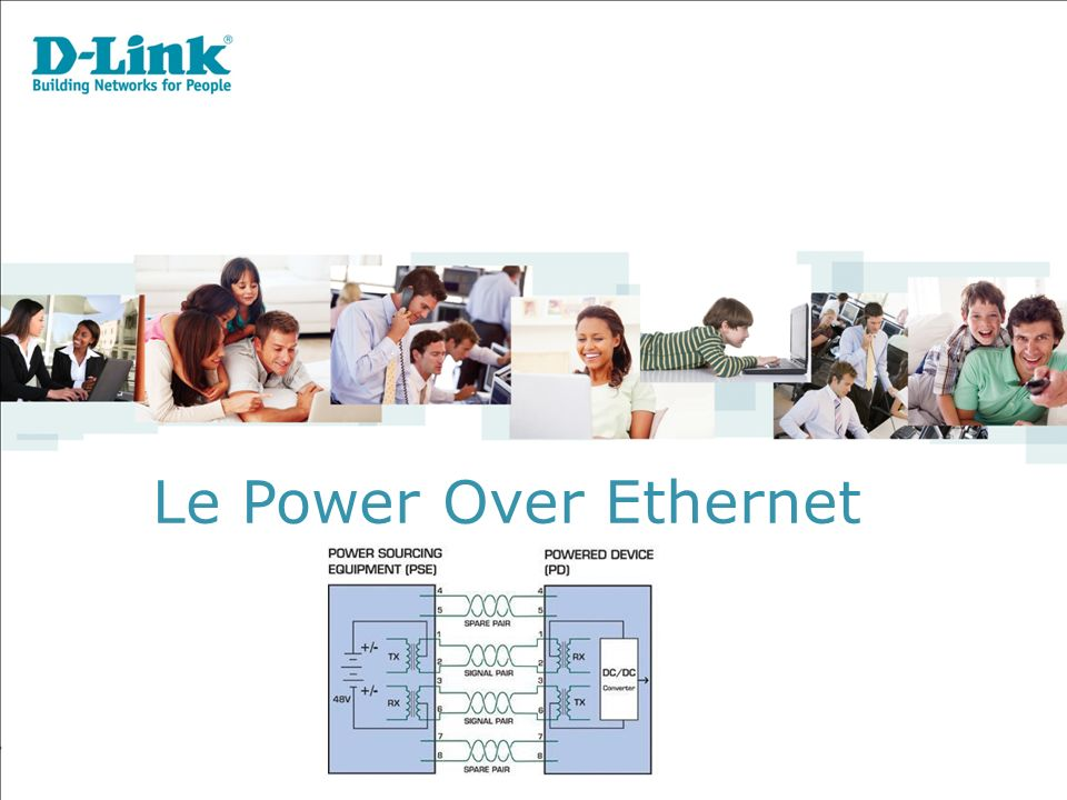 Le Power Over Ethernet