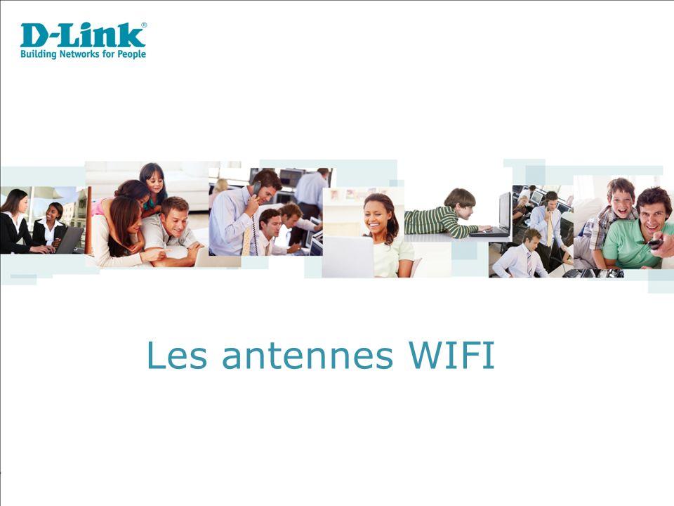 Les antennes WIFI