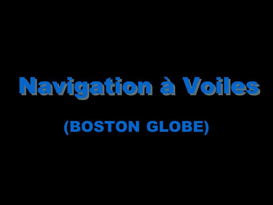 Navigation à Voiles (BOSTON GLOBE)