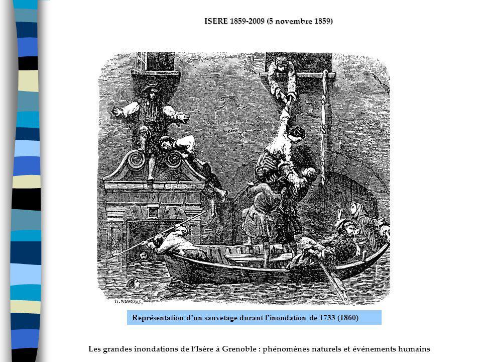 ActhYs (P4) Représentation d'un sauvetage durant l'inondation de 1733 (1860)
