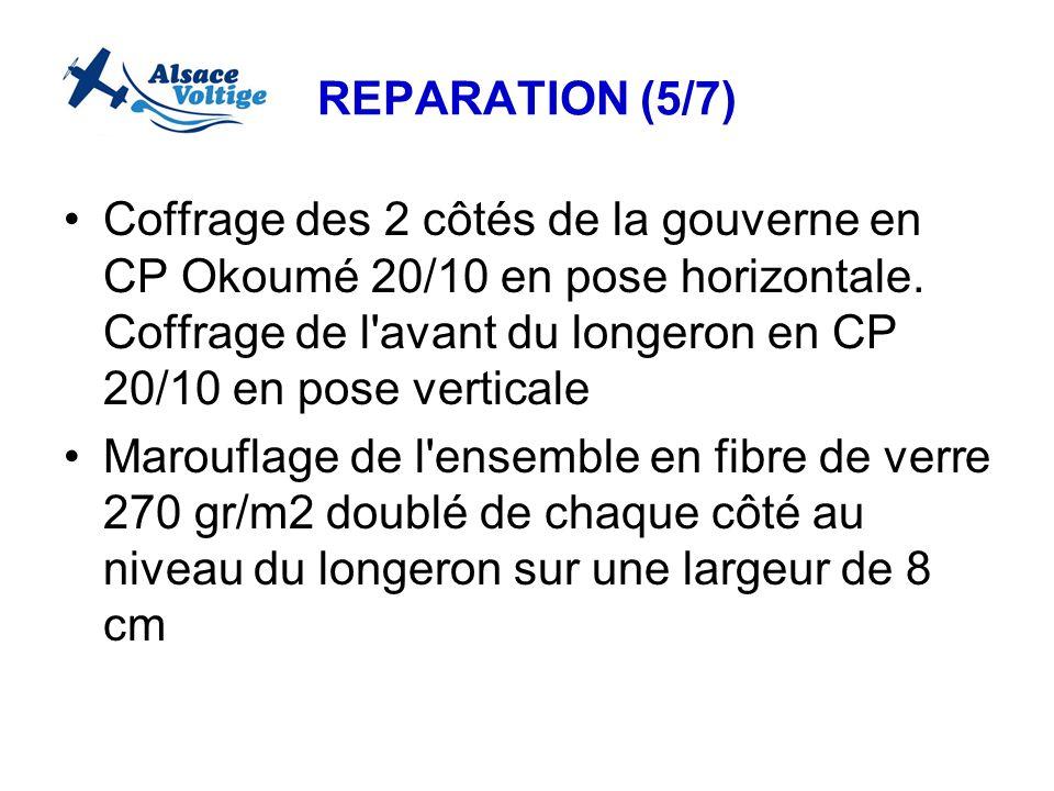 REPARATION (5/7)