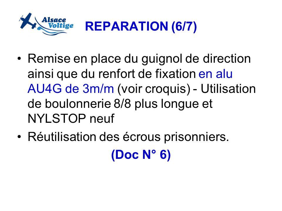 REPARATION (6/7)