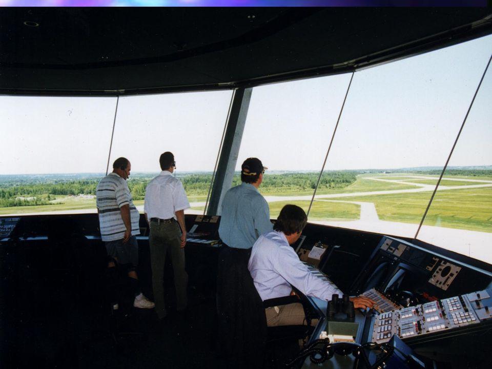 Air : zone de contrôle et pistes en usages
