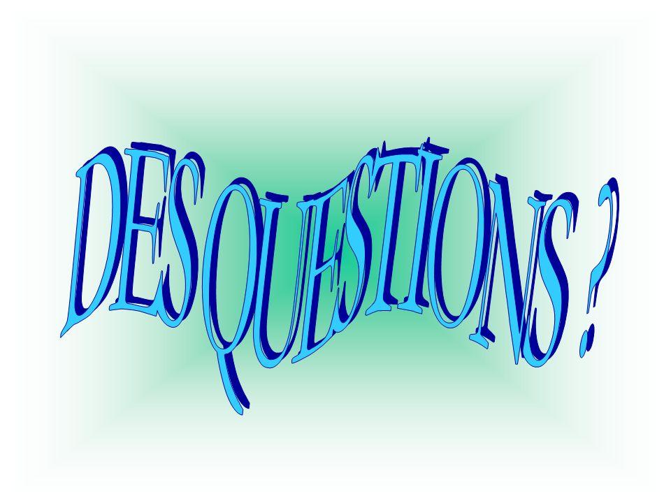 DES QUESTIONS 43