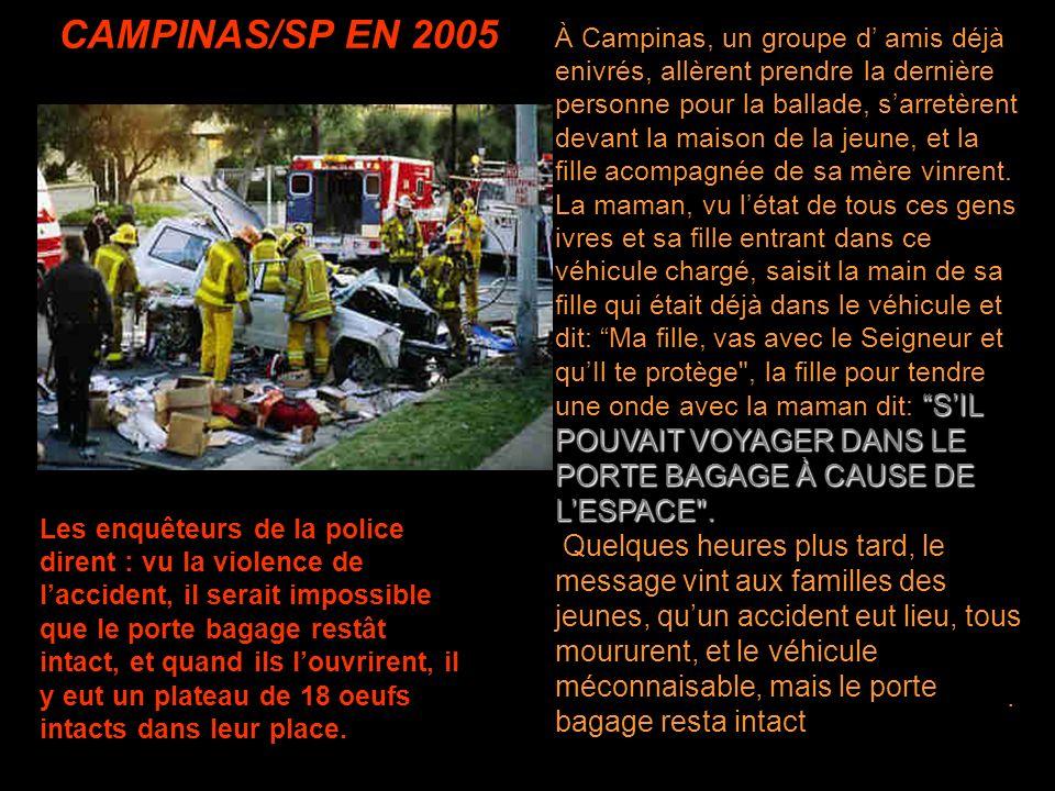 CAMPINAS/SP EN 2005