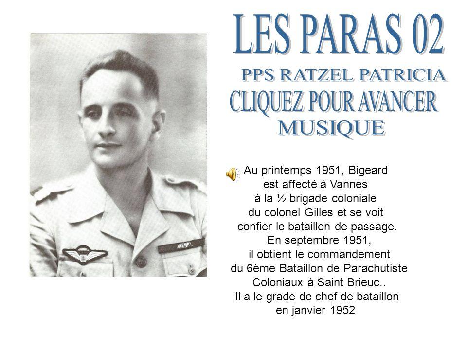 LES PARAS 02 PPS RATZEL PATRICIA MUSIQUE CLIQUEZ POUR AVANCER