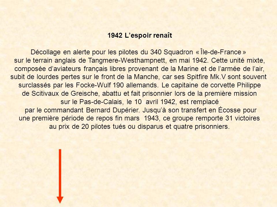 Décollage en alerte pour les pilotes du 340 Squadron « Île-de-France »