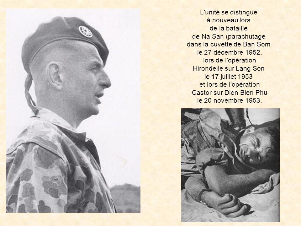 dans la cuvette de Ban Som le 27 décembre 1952, lors de l opération