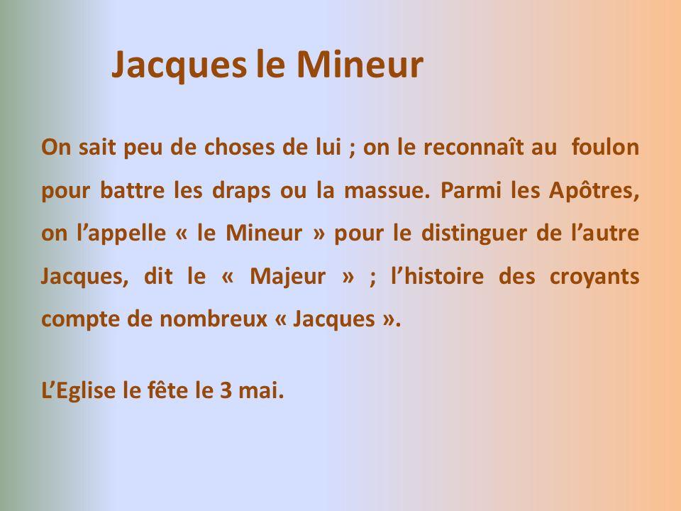 Jacques le Mineur